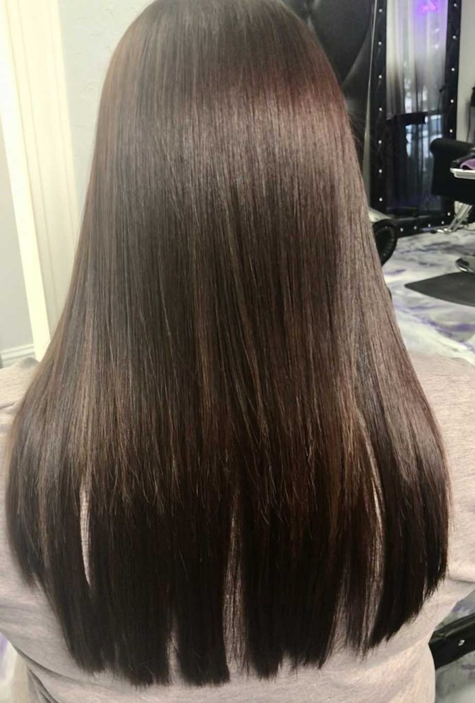 Keratin Treatments and Brazilian Blowouts