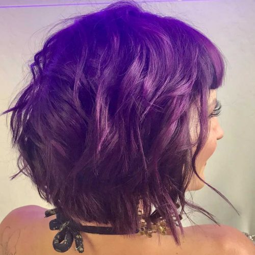 Vibrant/Fun Hair Coloring